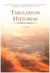 Tabularium Historiae T.II: 2017